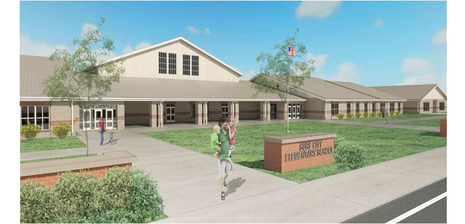 Surf City K-8 Elementary School